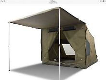 RV5 canvas erection tent Caboolture Area Preview