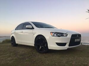2011 Mitsubishi Lancer SX Sportback Tweed Heads Tweed Heads Area Preview