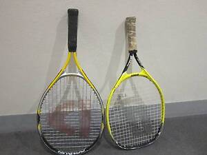 2 Kids Racquet Racket Tennis Used - sold as they are for $5 Sydney City Inner Sydney Preview