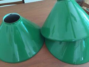 Vintage Industrial Lampshades