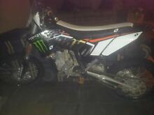 ktm 450sx 2009 black monster sticker kit Perth Region Preview