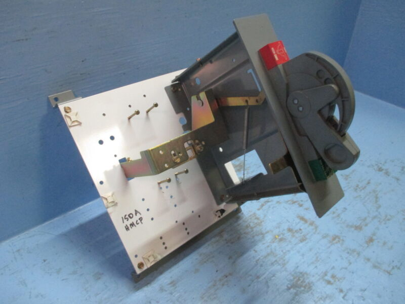 Allen Bradley 2100 150 Amp Main Breaker Feeder MCC Bucket 150A Disconnect Switch