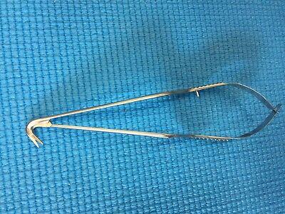 Scanlan Micro Circumflex Scissors.7007-168 - Spring Style Patient Ready