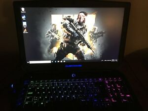 "Laptop gaming Alienware R3 17.3"" gtx 980m"