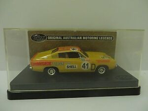 """Trax 1/43 TR11H 1971 Valiant Charger E38 """" Beechey/McKeown #41D B Malvern Unley Area Preview"""