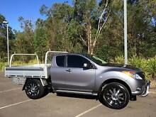 2012 Mazda BT50 Freestyle Cab Chasis Kellyville The Hills District Preview