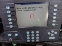 with baseplates Parkeon Wayfarer TGX 200 Bus Ticket Machine