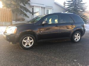 2006 Chevrolet Equinox LT ( leather , sunroof , new tires )