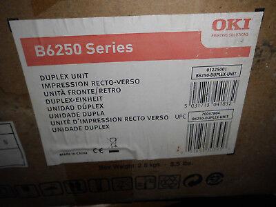 OKI Duplex Unit Dupex Einheit 01225001 für B6250 Serie OVP