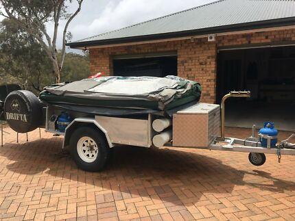 Camper Trailer Karabar Queanbeyan Area Preview