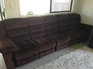 6 seater L-shaped couch Narangba Caboolture Area Preview