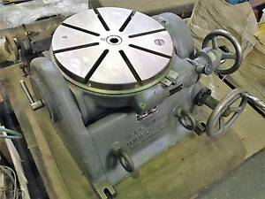 Rotary Table Tooling Edwardstown Marion Area Preview