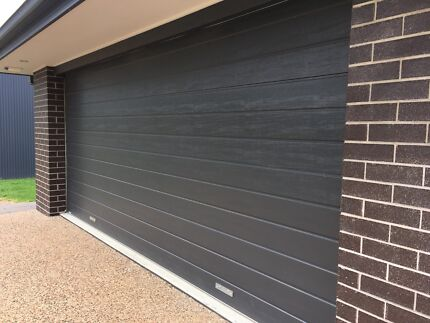 Panel Lift Garage Doors Building Materials Gumtree Australia