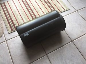 Amplified Subwoofer Bass Tube