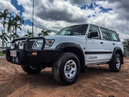Nissan Patrol Wagon. DIESEL. VGC. Cold Air. NT Rego. Extras Berrimah Darwin City Preview