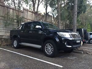 2014 HILUX SR5 turbo diesel auto - $42000 ono Marsfield Ryde Area Preview
