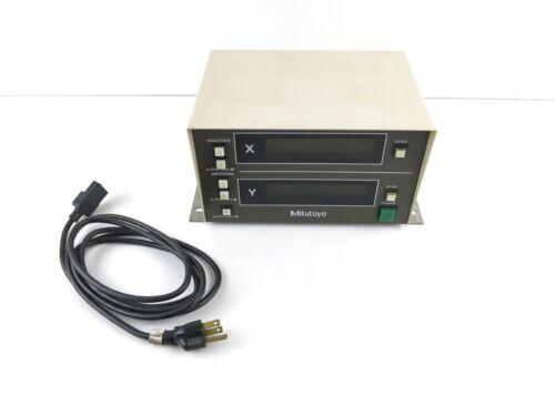 Mitutoyo ALC-3705W DRO Digital Readout Linear Scale