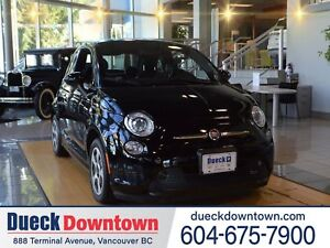 2015 FIAT 500E PURE ELECTRIC