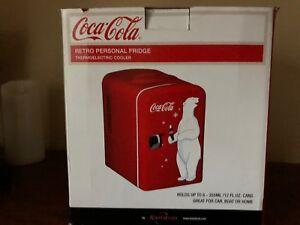 Coca Cola Retro Personal Fridge