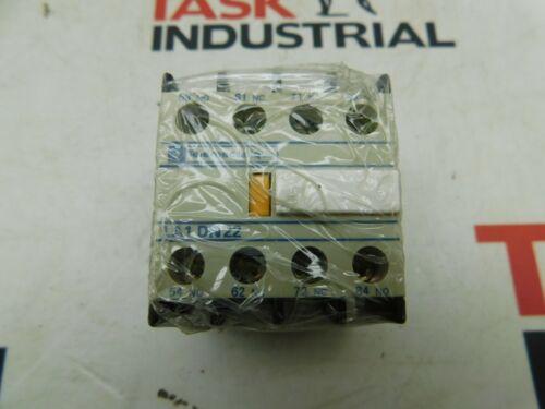 Telemecanique LA1 DN22 Contact Block