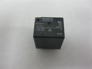 Siemens T7CS5D-12 Relay SPDT 12A 12VDC