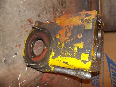 International Cub 154 Lb Lo Low Boy Tractor Ih Main Transmission Housing Case