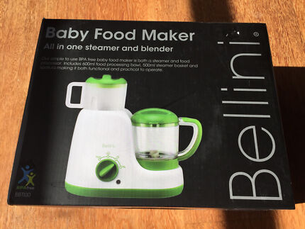 Baby Food Maker Southern River Gosnells Area Preview