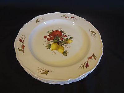 Wedgwood English China - Drury Lane - Set of 6 Luncheon Plates