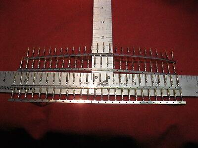 Tycoamp D-sub Contacts Crimp Socket 24-28 Part 5-66505-7 Quan 100