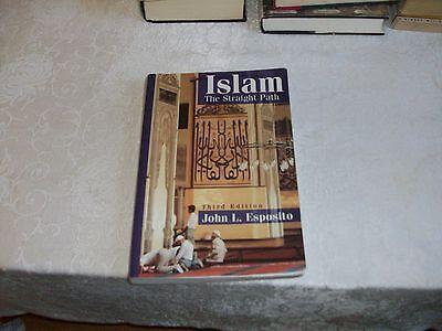 Islam  The Straight Path By John L  Esposito  1998 Paperback