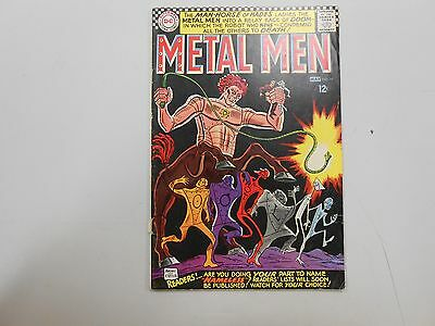Metal Men #19! (1966, DC)! VG4.5+! Silver age DC reader! CHECK IT OUT!