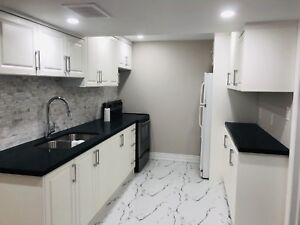 Scarborough New Bastment For Rent  / 1-3 person. / 4164002604