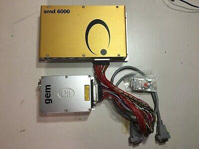 Laser Quantum Gem 532nm Dpss Laser Smd6000 Controller Fully Tested Service