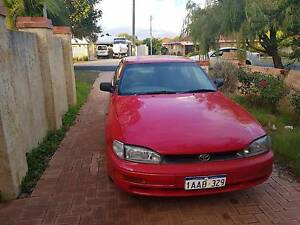 1996 Toyota Camry Sedan REGISTERED Alfred Cove Melville Area Preview