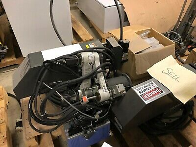 Yamaha Yp320a Pick And Place Robot