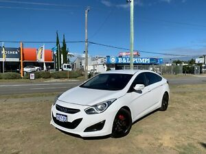 2015 HYUNDAI i40 ACTIVE VF 2 UPGRADE SEDAN AUTOMATIC 36 MONTHS FREE WARRANTY Kenwick Gosnells Area Preview
