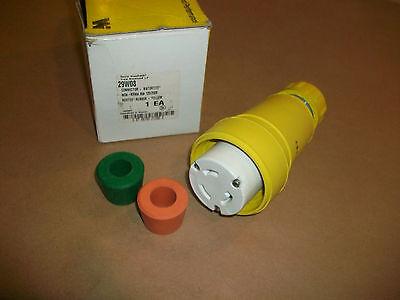 Woodhead 29w08 Watertite Receptacle 30 Amp 125v250v New In Box
