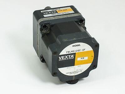 Oriental Motor Vexta 120w Brushless Dc Motor Gf5g15 151 Gear Head