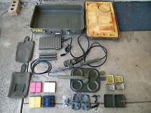 MILITARIA US ARMY POLAN INDUSTRIES P-158 MINE DETECTOR Young Young Area Preview