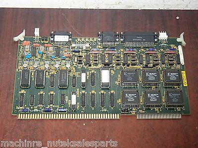 Dynapath Delta Servo Transducer Board 4204004b 0059 42o4oo4b