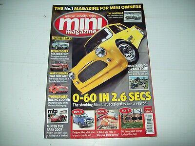 MINI MAGAZINES JOB LOT x 12 from 2007 & 2008 - UK free post