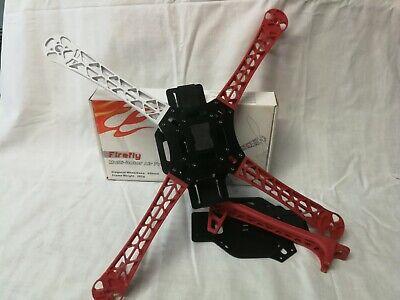 Quadrocopter Frame Rahmen X Rot Weiß Drohne 450mm online kaufen