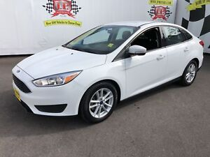 2017 Ford Focus SE, Automatic, Heated Seats, Power Group, 19,000