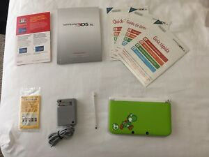 Nintendo 3DS XL - Everything Included
