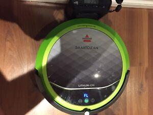 Bissell Smartclean  (irobot, smart vacuum)