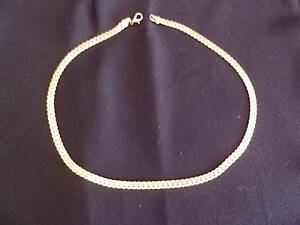 Gold necklace Gold plate Bedford Bayswater Area Preview