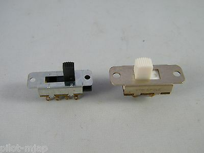 Lot Of 2 New Dukane Projector Switches Part 680-540 680-707