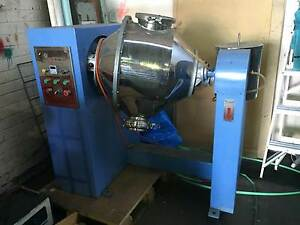 Jinhe double movement Powder Mixer Waterloo Inner Sydney Preview