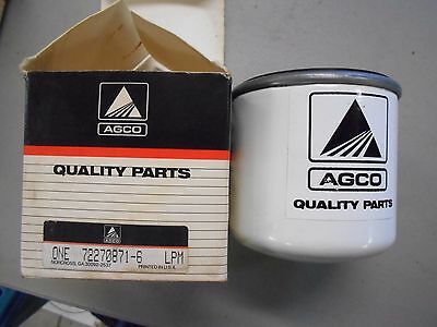 Agco Hydraulic Filter 72270871 Front Pto Allis Chalmers Model 8745 Bin24