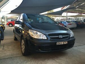 2010 Hyundai Getz Hatchback Armidale Armidale City Preview